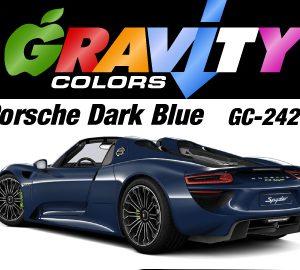 Porsche Dark Blue