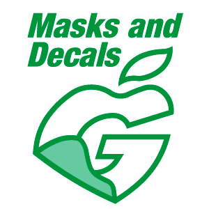 Masks ans Decals